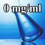 База для электронных сигарет, 0 мг/мл